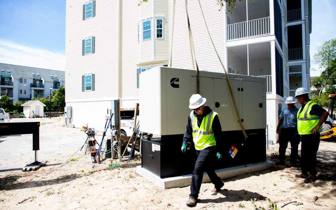 Hurricane Season is Here. Does Your Business Have a Generator?