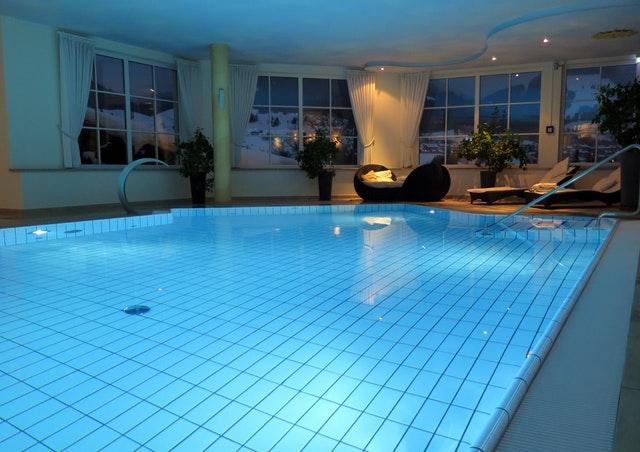 HVAC needs for hotel pools